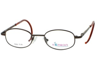 BonBon Kids Glasses BB916 Brown Metal Frame