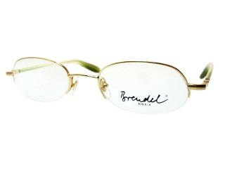 Brendel Eyewear 1542 Gold Green Eyeglasses