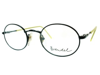 Brendel Eyewear 4556 Black/Yellow Eyeglasses