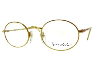 Brendel Eyewear 4556 Matte Gold/Yellow Eyeglasses
