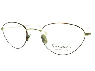 Brendel Eyewear 4559 Tortoise / Matte Gold Eyeglasses