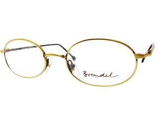 Brendel Eyewear 4583 Antique Glold / Blue Eyeglasses