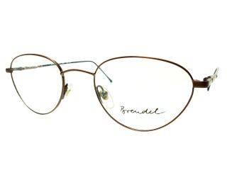 Brendel Eyewear 4596 Copper Black Eyeglasses