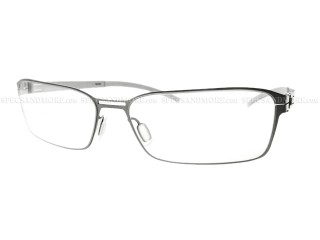ByWP Eyewear BY 7042 Brushed Stainless Steel Frame 53mm Size