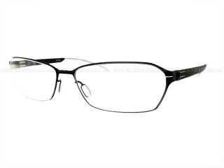 ByWP Eyewear BY 8011 Matte Black Stainless Steel Frame 52mm Size