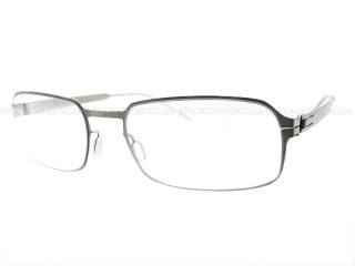 ByWP Eyewear BY 9005 Brushed Stainless Steel Frame 53mm Size