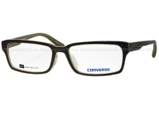 Converse Eyewear INITIATE AF Brown Color Plastic Eyeglasses