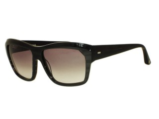 Dita Night Moves 15005A Black Swirl Plastic Sunglasses