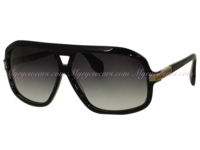 Plastic Dita Sig Swirl 18004a Black Sunglasses vN80nywOPm
