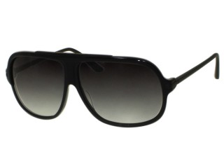 Dita Targa 11000B Black/Gun Metal Sunglasses
