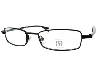 Face a Face eyeglasses LOVER Black Metal Frame