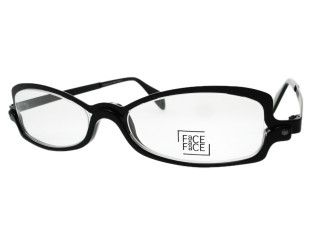 Face a Face eyeglasses MYTIS Black Metal Frame