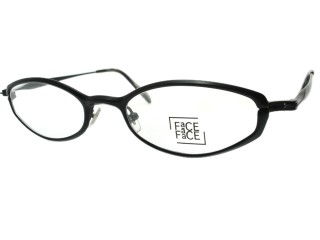 Face a Face eyeglasses NAVIS Black Metal Frame