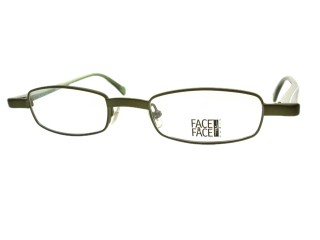Face a Face eyeglasses SMART 968 Green Metal Frame