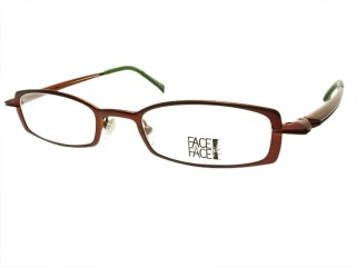 Face a Face eyeglasses SPEED 944 Bronze Metal Frame