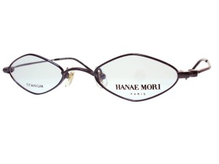 Hanae Mori Eyewear 7300 Purple Eyeglasses