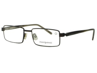 Jhane Barnes Eyewear INTERCHANGE9 Matte Brown Eyeglasses