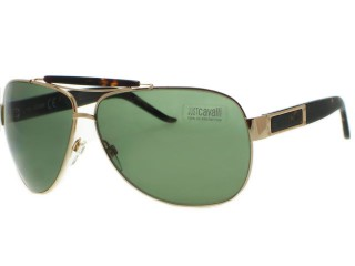 Just Cavalli 211 JC211S-28N Gold Tortoise Sunglasses