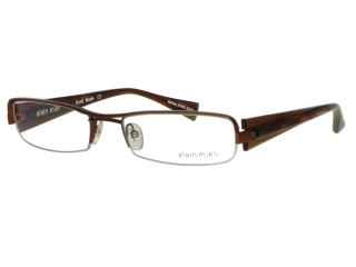 Alain Mikli A0663 Eyeglasses 12 Color Hand Made In France