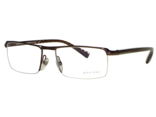 Alain Mikli AL0890 Eyeglasses 0004 Color Hand Made In France