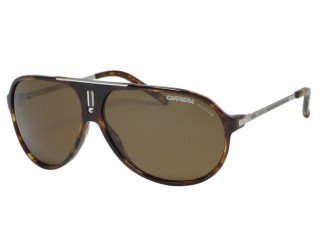 Carrera Hot /P/S C03 Green Havana Silver Polarized