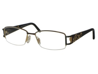 Cazal 1024 136 Anthracite-Forest Green-Black Eyeglasses