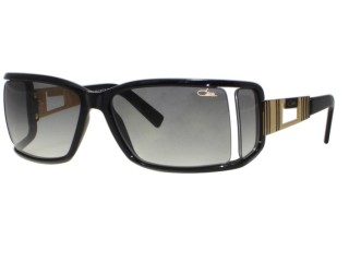 Genuine Cazal 8002 001 Black Sunglasses