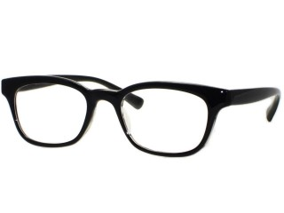Made in Korea Quality Eyeglasses Class 1060 Black Eyewear