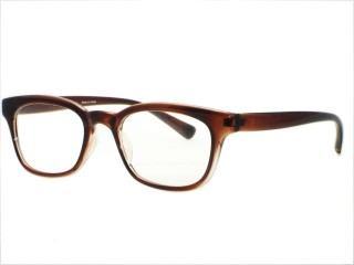 Made in Korea Quality Eyeglasses Class 1060 Brown Eyewear