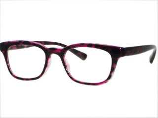 Made in Korea Quality Eyeglasses Class 1060 Dark Purple Eyewear