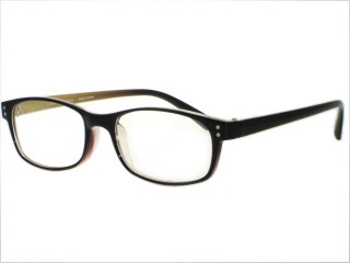 Made in Korea Quality Eyeglasses Class 1112 Dark Brown Eyewear