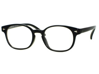 Made in Korea Quality Eyeglasses Class 1195 Black Eyewear
