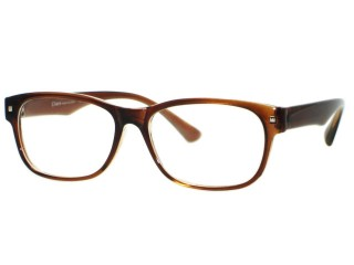 Made in Korea Quality Eyeglasses Class 1202 Brown Eyewear