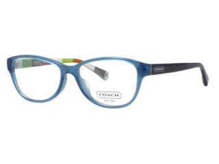 Coach HC6012A Dakoda 5028 Blue Eyeglasses 53mm