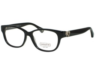 Coach HC6038 Amara 5002 Black Eyeglasses