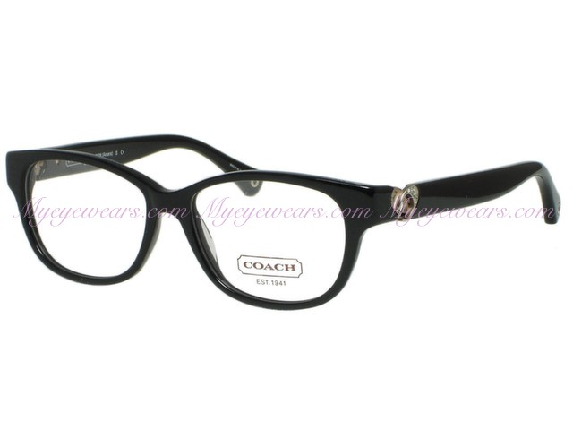 995144d2c365 Coach-Coach HC6038 Amara 5002 Black Eyeglasses- - Online Sale shop ...