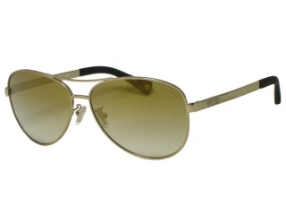 Coach HC7025 Stefanie 9072/5A Gold Sunglasses