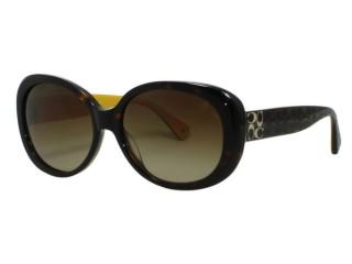 Coach HC8002 Victoria 5055/13 Dark Tortoise Sunglasses