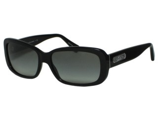Coach HC8042 Joanie 5002/11 Black Sunglasses