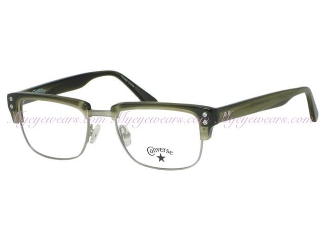 0a0785a27252 Converse-Converse Eyewear We'll See Vintage Style Gray Horn ...