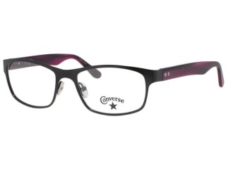 Converse Eyewear YEARBOOK Black Metal Eyeglasses