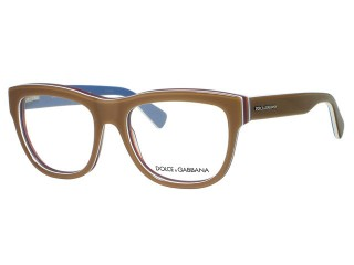 Dolce Gabbana DG3179 2767 Brown Multicolor