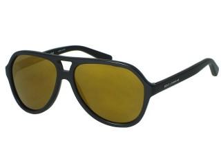 Dolce Gabbana DG4201 Kids Aviator 1934/F9 Matte Black