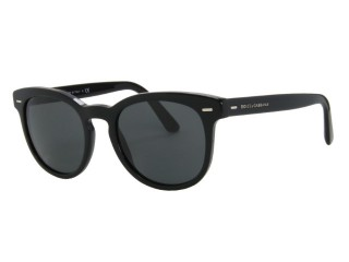 Dolce Gabbana DG4254 501/87 Black Sunglasses