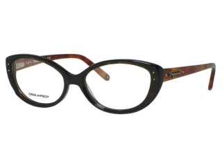 Dsquared2 DQ5110 DQ 5110 005 Dark Havana Eyeglasses