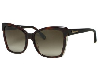Dsquared2 DQ0098 DQ 98 52F Dark Havana Sunglasses