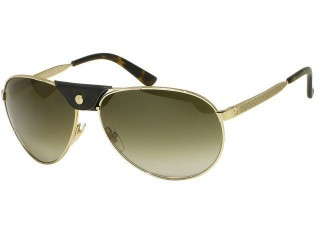 Gucci GG2226 Aviator J5G/HA Gold Sunglasses