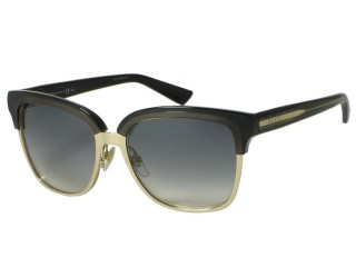 Gucci GG4246 Gold/Dark Gray 15G/LF Sunglasses
