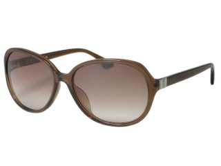 KBL Eyewear KA012 MOR CHANCES Transparent Brown Sunglasses