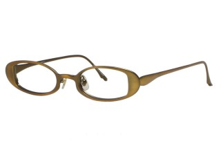 Martine Sitbon Eyewear 6708 Antique Bronze Titanium Eyeglasses
